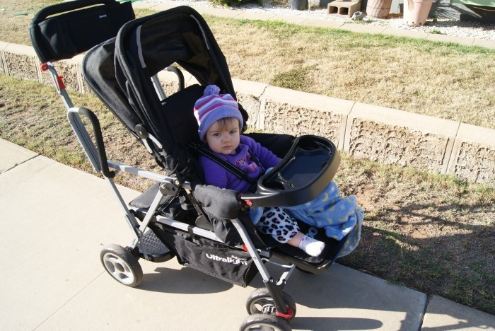 Joovy Baby Stroller Life Is so much Easier With The Joovy Caboose Ultralight!!