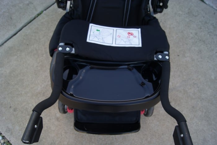 Car Seat Adapter Life Is so much Easier With The Joovy Caboose Ultralight!!
