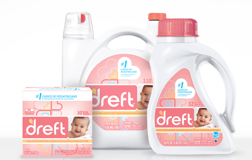 dreft Capture Baby's Moments With Dreft's Amazing Baby Days App