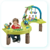 Triple Action Life In The Amazon Exersaucer From Evenflo! #GiftGuide