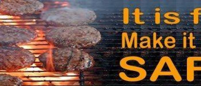 grillsafety  I Love to BBQ All Year Round! 9 Safety Tips For Outdoor Barbecuing!  grillsafety
