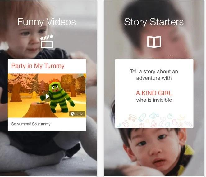 iphone app Knoala screen prints  7 Fun Ways To Help Your Toddler With Social Development iphone app