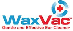 waxvac Keep your Ears Clean & Healthy With WaxVac!