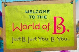 world ob B. 2 Ready For The Unexpected B. Has Teamed Up With Jenns Blah Blah Blog!!