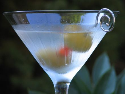 If Each Social Media Platform Was A Martini...