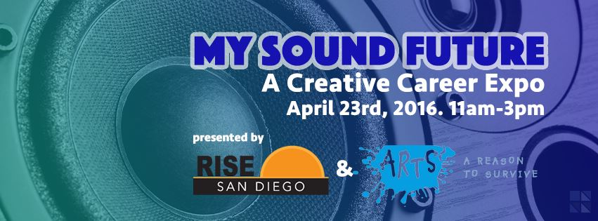 My Sound Future Career Expo, 4/23/2016