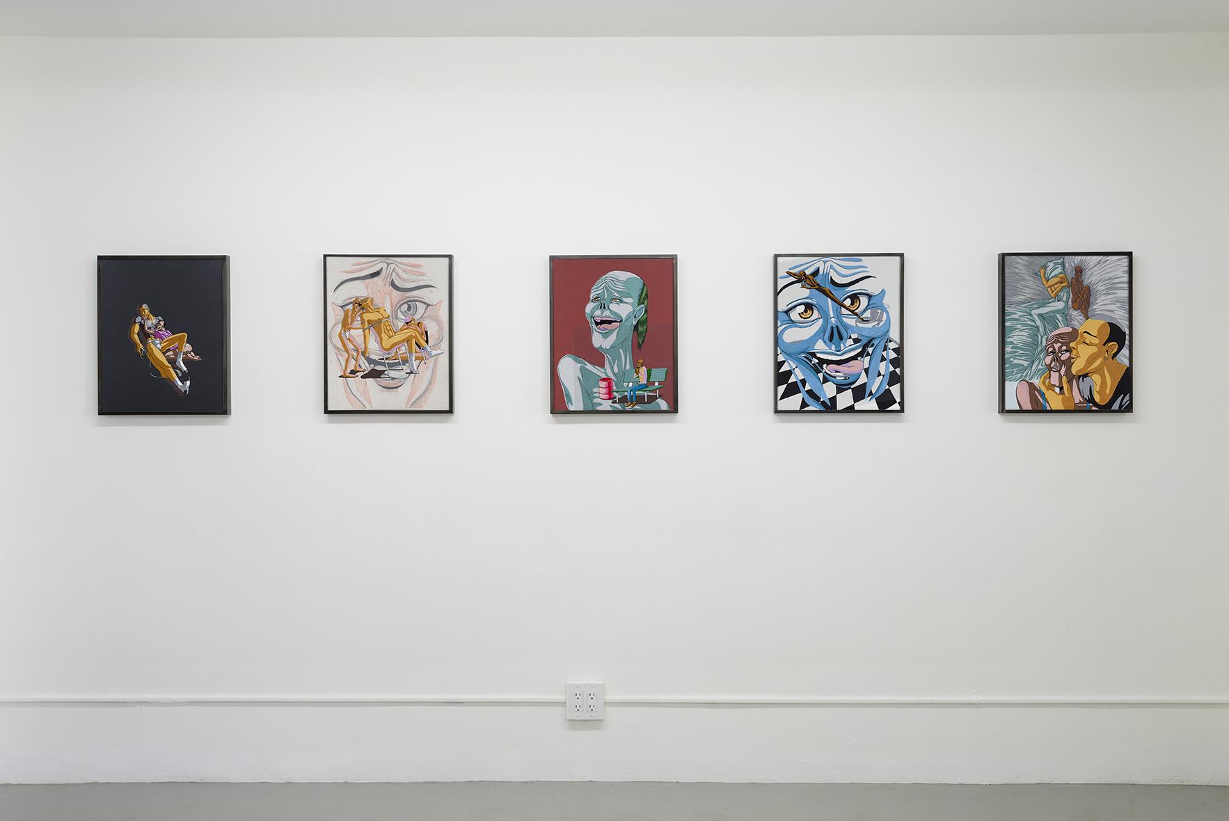 Julien Ceccaldi -  install