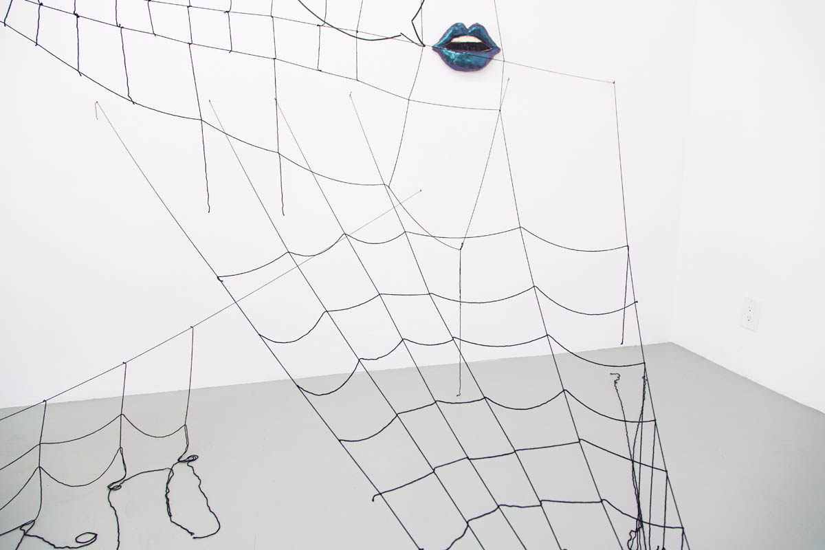 Liz Craft -  install
