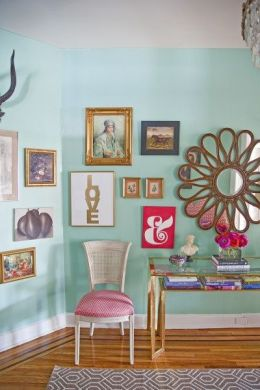 Jenny Tamplin Interiors | Gallery Walls | College Station, Tx