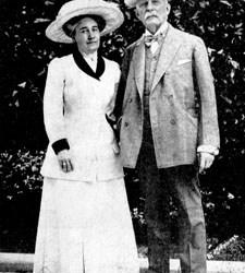 Mr. and Mrs. Henry Flagler