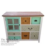 Unyu Painty Chest of Drawers