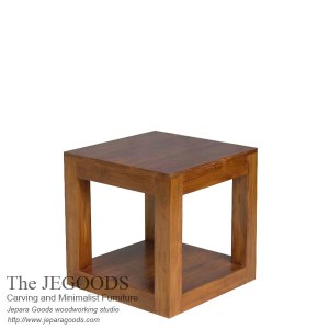 teak minimalist side table,square side table, square table teak minimalist,teak square table,teak contemporary minimalist end table,minimalist side table,end table minimalist modern kayu jati jepara,model meja kayu minimalis,minimalist end table,teak minimalist side table,teak furniture manufacturer jepara indonesia,teak indoor wholesaler