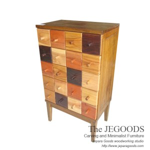 Twenty Pop Chest of Drawers
