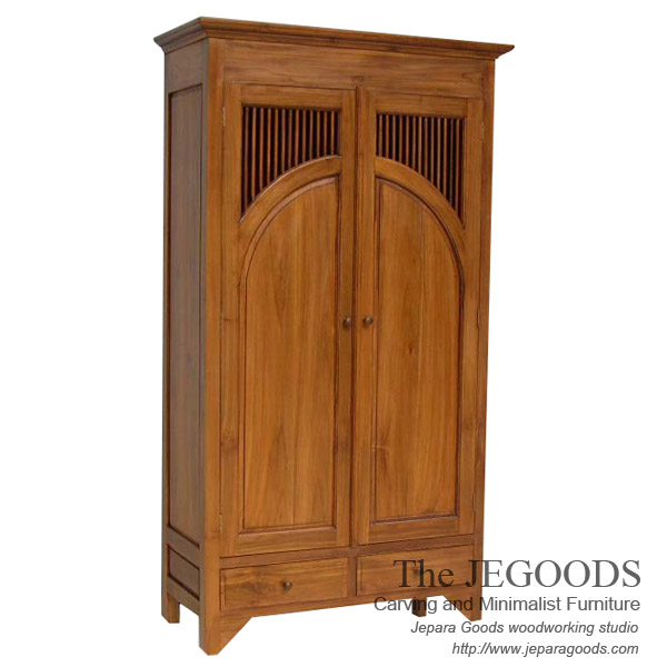 Modern minimalist wardrobe archives for Furniture jepara