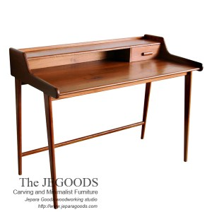 Scandin Lily Desk 1 Drawer