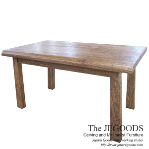 Gagah Rustic Dining Table