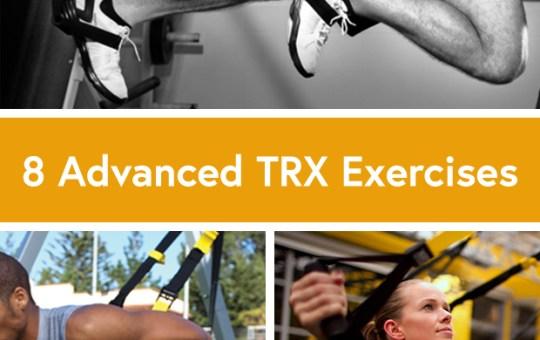 TRX Exercises to Build Strength