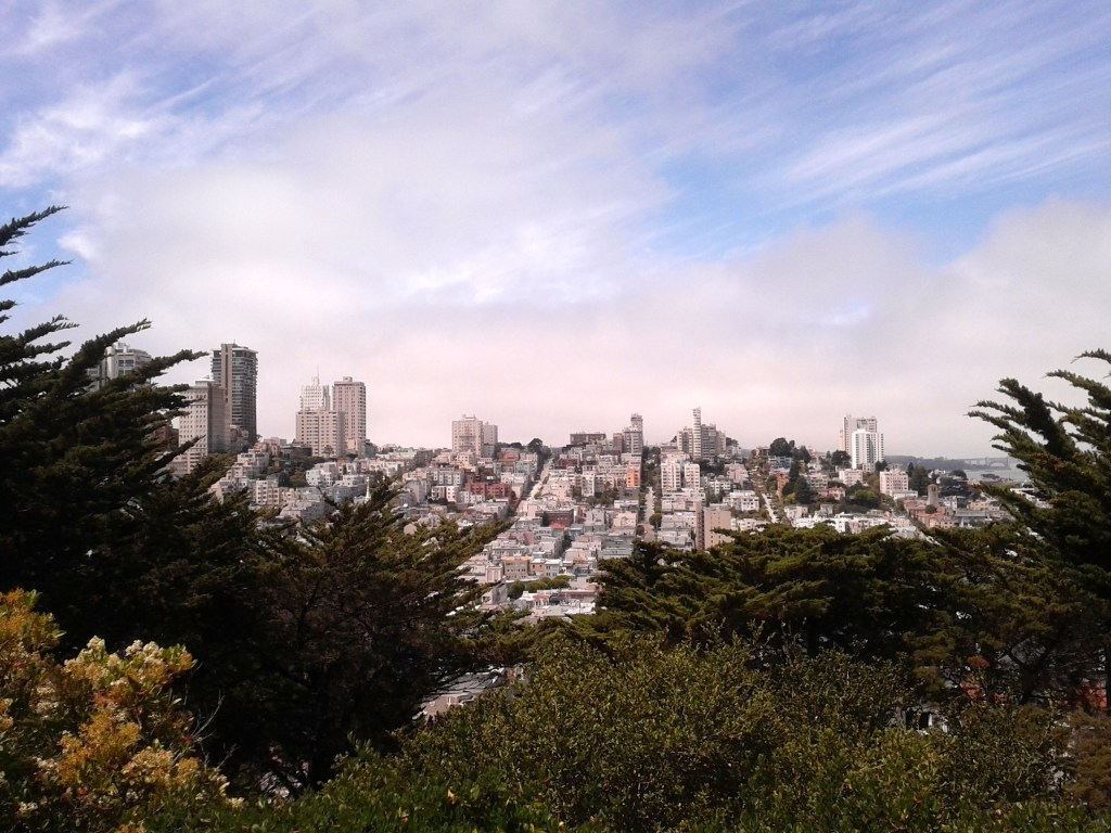 Russian Hill - San Francisco