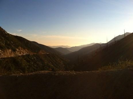 Highway 39 Vista