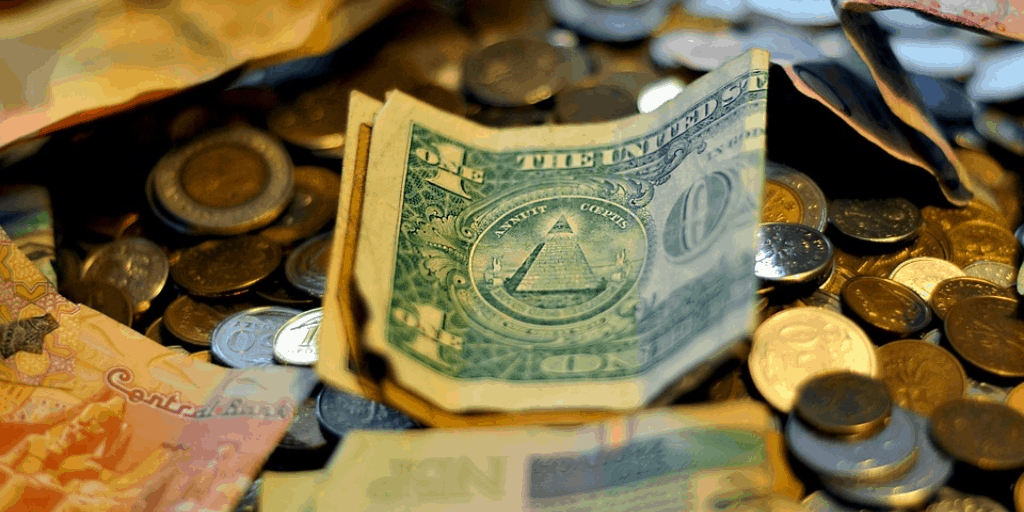 value in dollars
