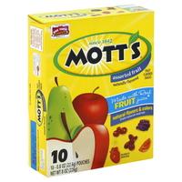 Motts Fruit Snacks