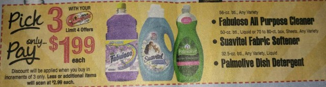ShopRite Palmolive and Suvitel Cropped
