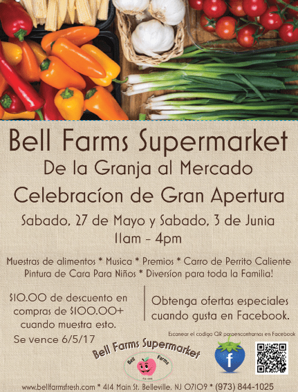 Bells Farms Spanish