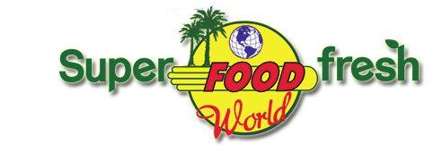 Superfresh Food World Logo