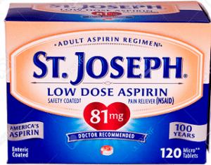 St-Joseph-Low-Dose-Aspirin