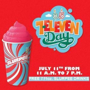 7-11-Slurpee-free-July-11-20-14