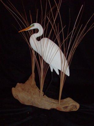 24-Inch-Sm-White-Egret