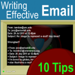 Writing Effective Email: Top 10 Tips