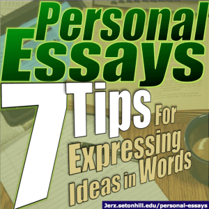 personal-essays