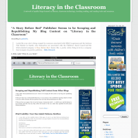 literacy in the classroom 2