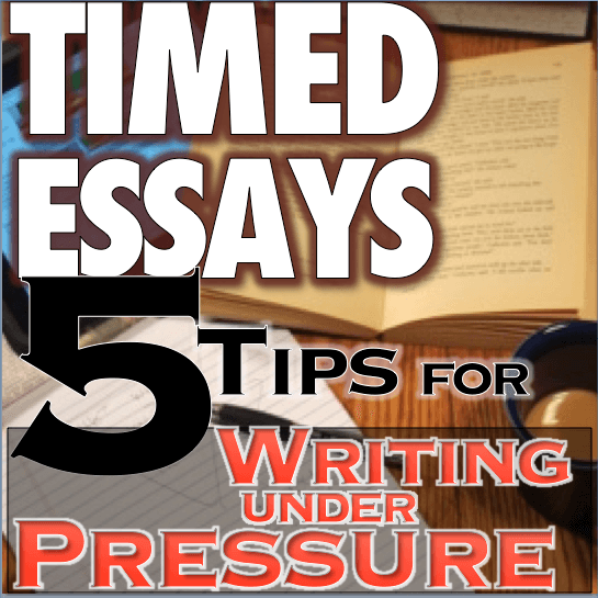 Time Essays: 5 Tips for Writing Academic Papers Under Pressure