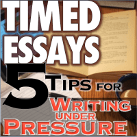 Timed Essays: Top 5 Tips for Writing Academic Papers Under Pressure