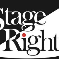 Stage Right! Logo