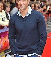 Jesse Metcalfe The Inbetweeners Premiere