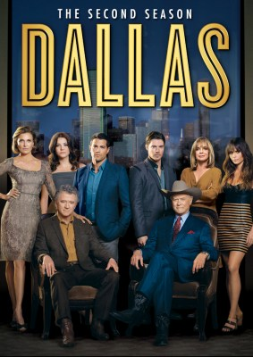 Dallas: The Complete Second Season DVD