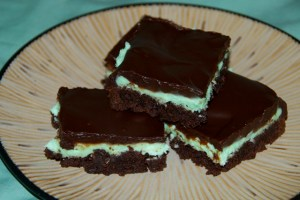 Easy Grasshopper Bars