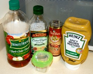 Easy Homemade Salad Dressings (And a Giveaway)