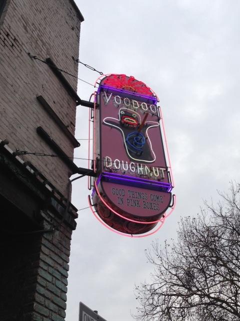 Voodoo Doughnut, Portland, Oregon