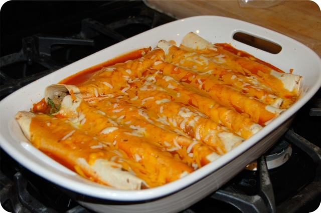 Roasted Red Pepper and Quinoa Enchiladas3