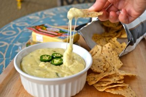 Three Cheese Jalapeno Dip  #RumianoCheese #Giveaway