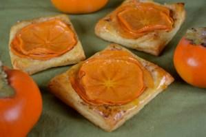 Persimmon Tarts