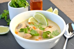 Tom Kha Gai – Thai Coconut Soup