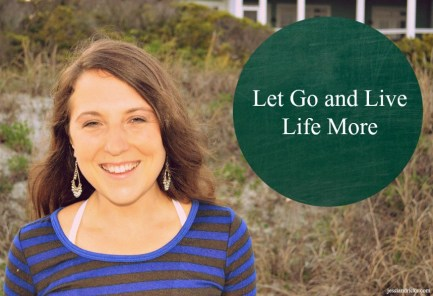 let go live more