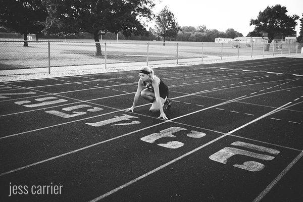 Senior Sports Photos | Track