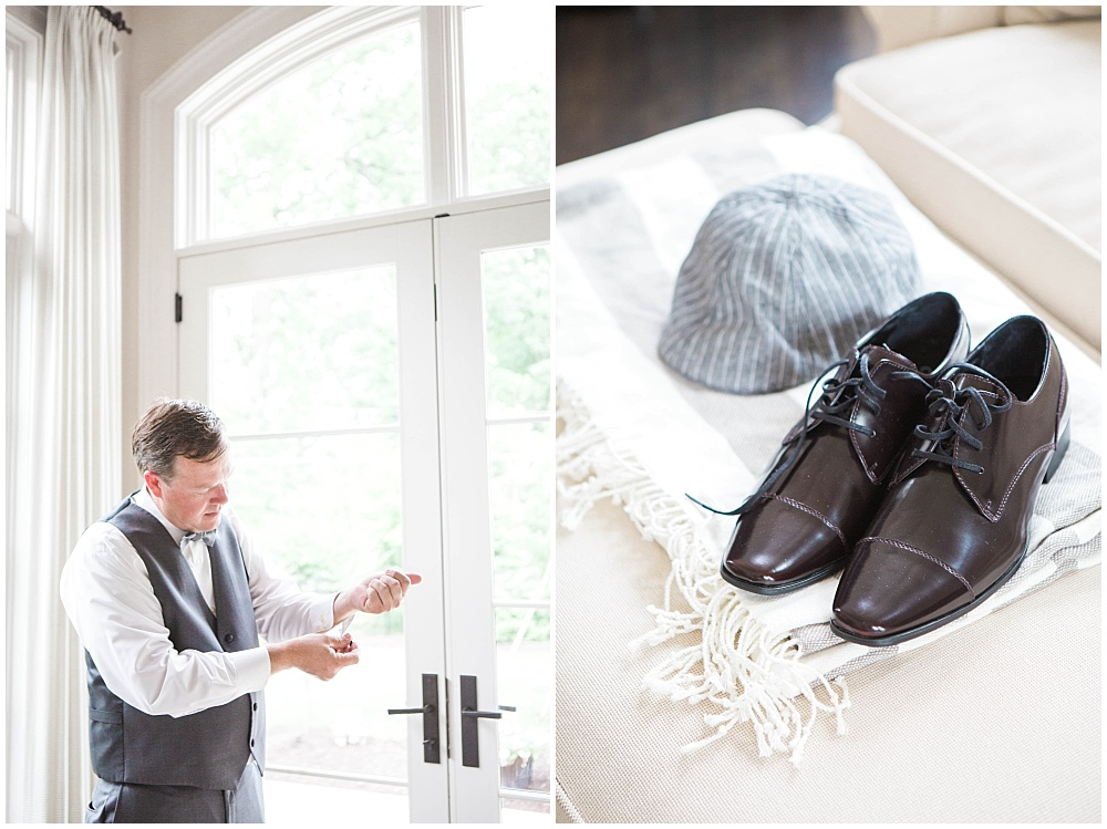 Groom Getting Ready Details | Rustic Outdoor Estate Wedding by Conforti Photography & Jessica Dum Wedding Coordination
