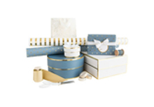 Sugar Paper LA Holiday Wrapping | Jessica Dum Wedding Coordination December Favorites